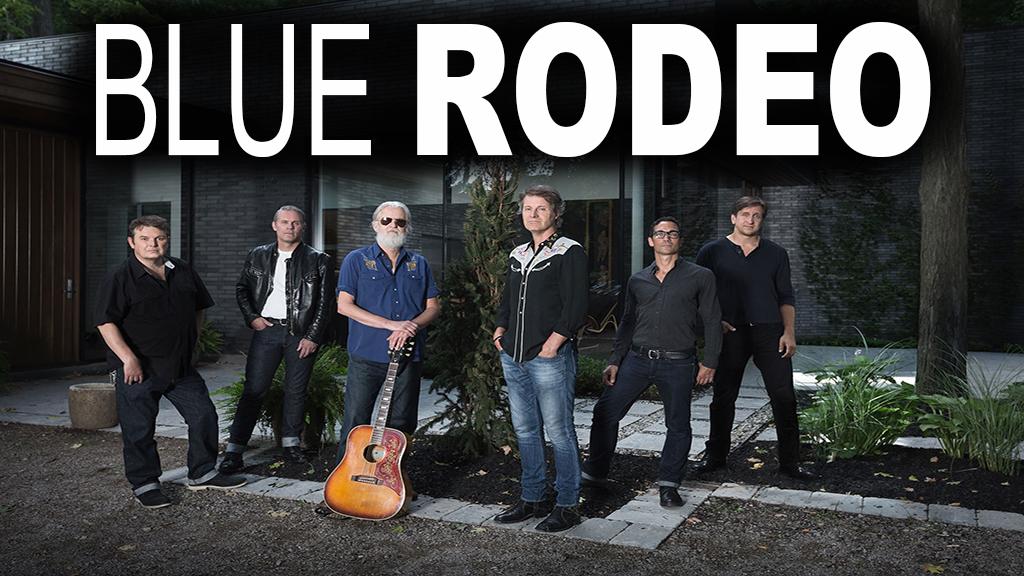 Blue Rodeo Kiss 95 9