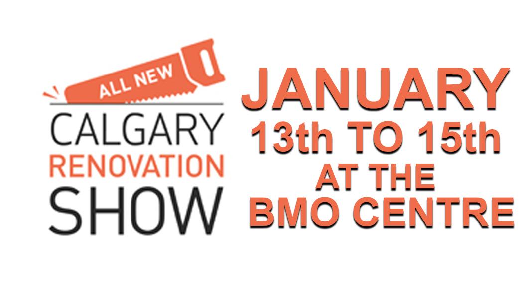 2017 Calgary Home Renovation Show KiSS 959