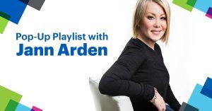 Pop-Up Playlist with Jann Arden!