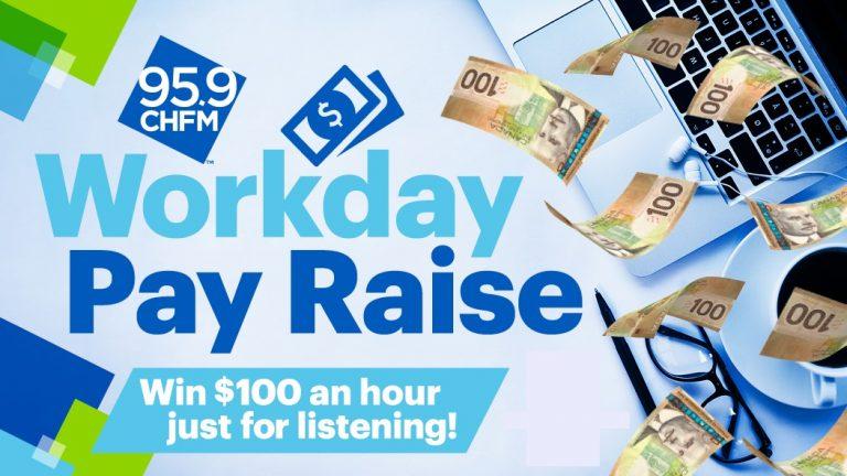95.9 CHFM - Calgary's Perfect Music Mix